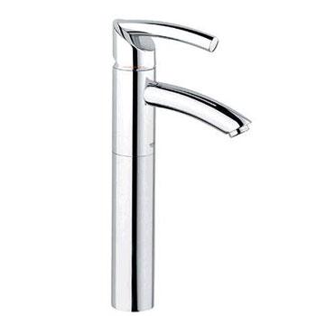 Grohe 32.425.000 Tenso Deck Mount Lavatory Vessel Faucet - Chrome