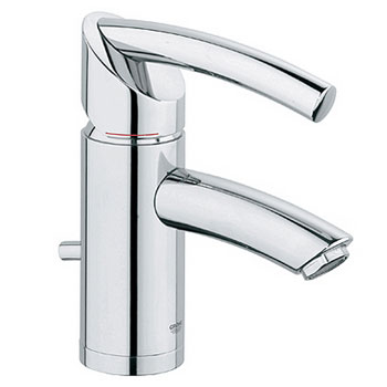 Grohe 32.924.000 Tenso Single Hole Lavatory Faucet - Chrome