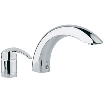 Grohe 32645001 Eurosmart Roman Tub Filler - Chrome