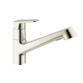 Grohe 32946DC2 Europlus Dual Spray Pull Out Kitchen Faucet - SuperSteel