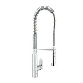 Grohe 32951000 K7 Semi-Pro Kitchen Faucet - Starlight Chrome