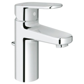 Grohe 33.170.002 Europlus Lavatory Centerset Faucet - Starlight Chrome