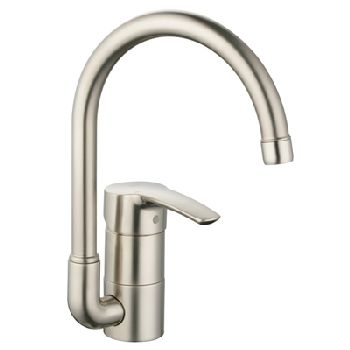 Grohe 33.986.EN1 Eurostyle Main Sink Kitchen Faucet   Infinity Brushed  Nickel