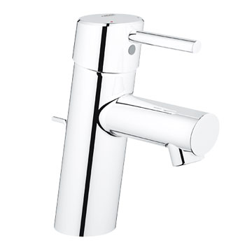 Grohe 34.270.001 Concetto WaterCare Lavatory Centerset - Chrome