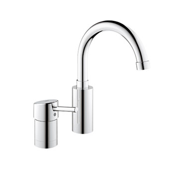 Grohe 34.273.EN1 Concetto Roman Tub Filler - Brushed Nickel (Pictured in Chrome)