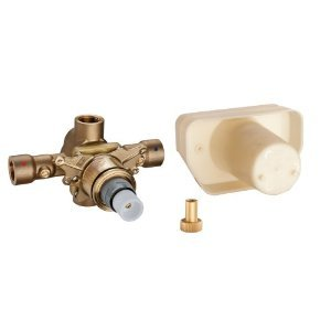 Grohe 34397000 Grohtherm 3/4 Thermostatic Rough-in Valve
