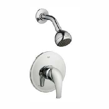 Grohe 35.014.001 Eurosmart Shower Combination - Chrome