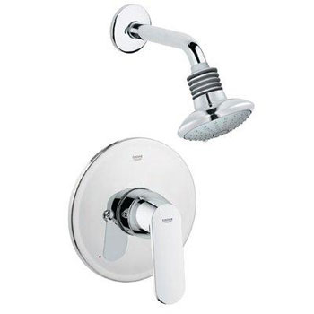 Grohe 35 020 000 Eurosmart Cosmopolitan Shower Combo - Starlight Chrome