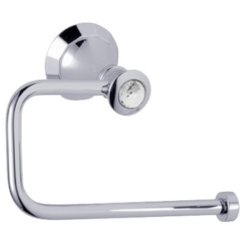 Grohe 40.235.VP0 Kensington Toilet Paper Holder with Swarovski Crystal - Chrome