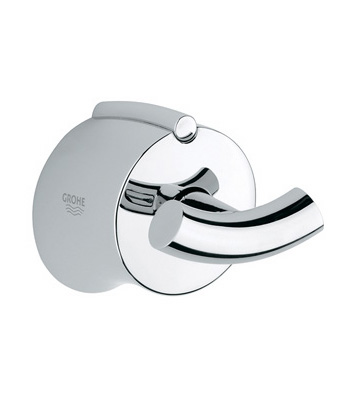 Grohe 40.295.000 Tenso Robe Hook - Chrome