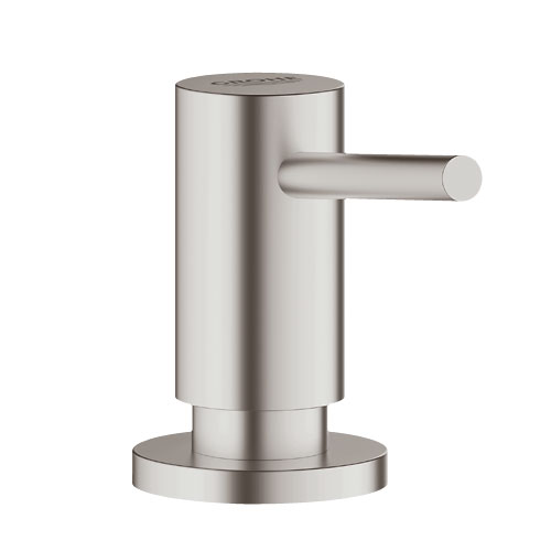 Grohe 40535.DC0 Cosmopolitan Soap/Lotion Dispenser - SuperSteel