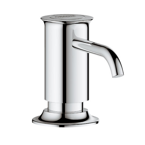 Grohe 40537.000 Authentic Soap/Lotion Dispenser - Chrome
