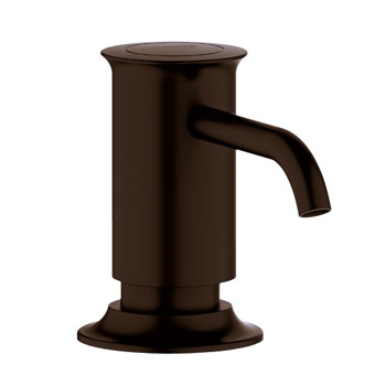 40537.ZB0 Grohe Authentic Soap/Lotion Dispenser - Oil Rubbed Bronze
