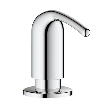 Grohe 40553.000 Ladylux Soap/Lotion Dispenser - Chrome