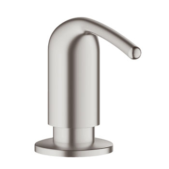 Grohe 40553.DC0 Ladylux Soap/Lotion Dispenser - SuperSteel