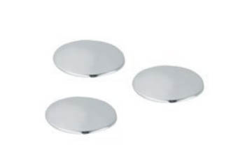 Grohe 45.952.000 Seabury Button Caps - Chrome