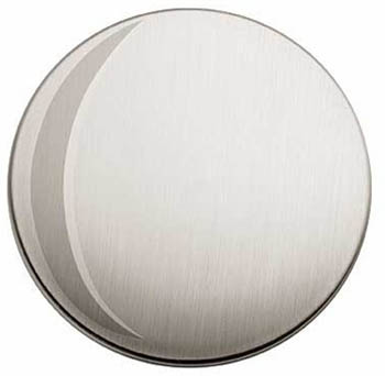 Grohe 45.952.EN0 Seabury Button Caps - Brushed Nickel
