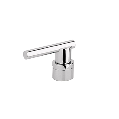 Grohe 45.609.BE0 Atrio Lever Handle - Sterling (Pictured in Chrome)