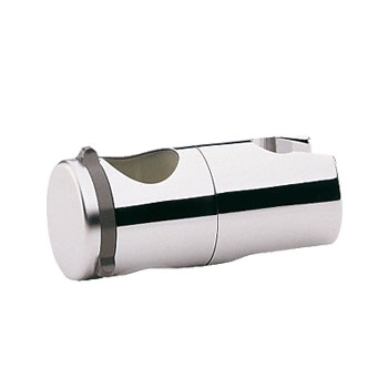 Grohe 45.650.IP0 Wall Bar Holder - Chrome/Matte Chrome