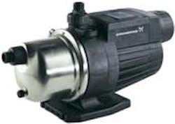 Grundfos MQ3-45 (115V) 1 HP Pressure Booster Pump (96515513)