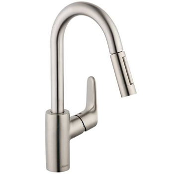 Faucet Pullout Spray Higharc Kitchen