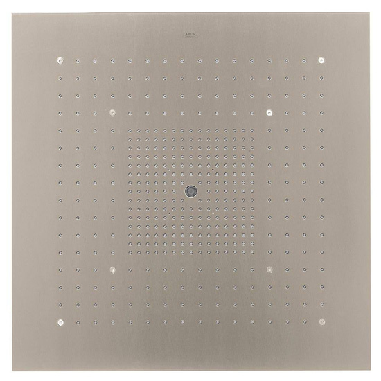 Hansgrohe 10625821 Axor Starck Showerhead - Brushed Nickel