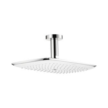 Hansgrohe 27390401 PuraVida Showerhead 400 W/Ceiling Mount - Chrome