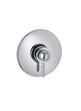 Hansgrohe 32315821 Talis ThermoPlus (Trim Only) - Brushed Nickel (Pictured in Chrome)