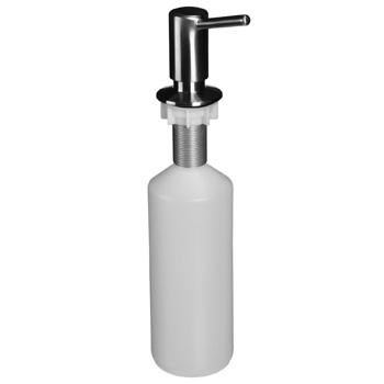 Hansgrohe 04539800 S Soap Dispenser Steel Optik