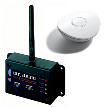 Mr. Steam HOMEWIZARD Wireless Control with Smart Home Interface
