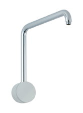 Hansgrhoe 06476820 Raindance Showerarm - Brushed Nickel (Pictured in Chrome)