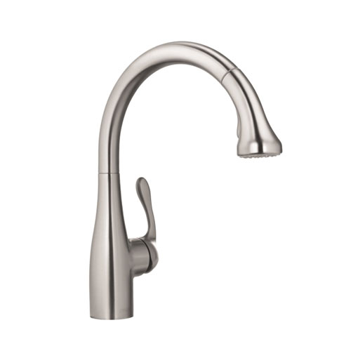 Hansgrohe 04066860 Allegro E Gourmet Pull Down Kitchen