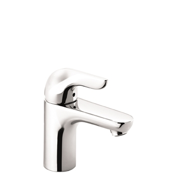 Hansgrohe 04180000 Allegro E Single Handle Lavatory Faucet - Chrome