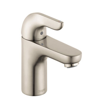 Hansgrohe 04180820 Allegro E Single-Hole Faucet - Brushed Nickel