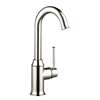Hansgrohe 04217830 Talis C Bar Faucet - Polished Nickel