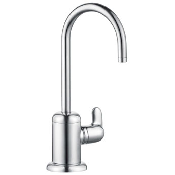 Hansgrohe 04300800 Allegro E Beverage Faucet - Steel Optik (Pictured in Chrome)