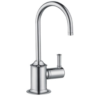 Hansgrohe 04302800 Talis C Beverage Faucet - Steel Optik (Pictured in Chrome)