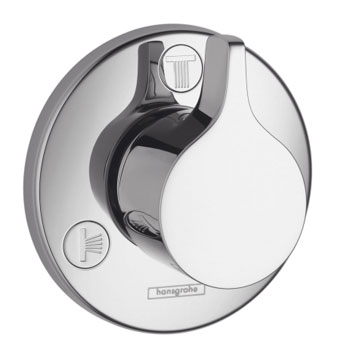 Hansgrohe 04354000 S/E Trio/ Quattro Trim - Chrome