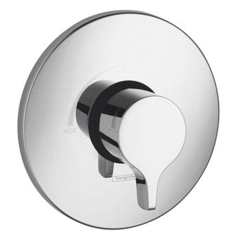 Hansgrohe 04355000 S/ E Pressure Balance Trim - Chrome