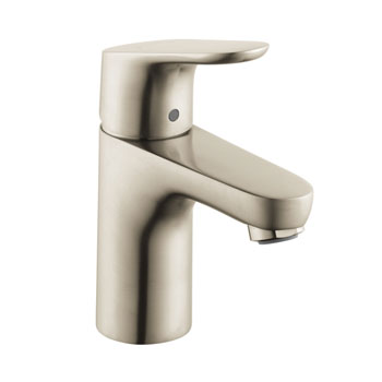 hansgrohe 04371820 focus 100 single hole lavatory faucet. Black Bedroom Furniture Sets. Home Design Ideas