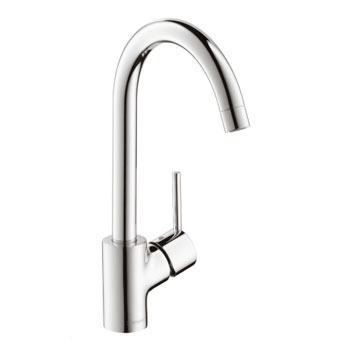 Hansgrohe 04870000 Talis S Single Spray Kitchen Faucet - Chrome