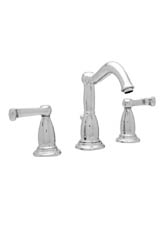 Hansgrohe 06044820 Tango 3-Hole Roman Tub Filler - Brushed Nickel (Pictured in Chrome)