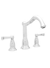 Hansgrohe 06056930 Tango 3-Hole Kitchen Faucet - Polished Brass (Pictured in Chrome)