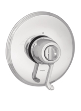 Hansgrohe 06062820 Swing C ThermoBalance I Thermostatic Trim with Scroll Handle - Brushed Nickel (Pictured in Chrome)