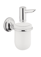 Hansgrohe 06092820 Soap Dispenser - Brushed Nickel (Pictured in Chrome)