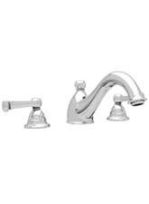 Hansgrohe 06108820 Limbo 3-Hole Roman Tub Filler - Brushed Nickel (Pictured in Chrome)