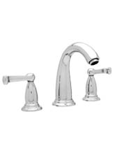 Hansgrohe 06121820 Swing 3-Hole Roman Tub Filler - Brushed Nickel (Pictured in Chrome)