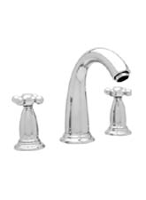 Hansgrohe 06122000 Swing 3-Hole Roman Tub Filler (Trim Only) - Chrome