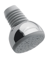 Hansgrohe 06337620 1-Jet Showerhead - Oil Rubbed Bronze (Pictured in Chrome)