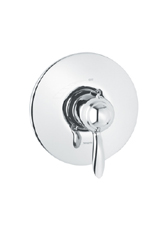 Hansgrohe 06352830 Solaris E Pressure Balance Valve (Trim Only) - Polished Nickel (Pictured in Chrome)